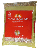 Aashirwad Whole Wheat 5kg